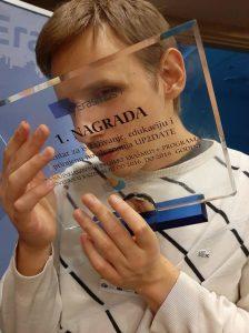 Korisnik s erasmus nagradom